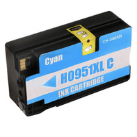 Compatible HP 951XL C CN046AN High Capacity Cyan Ink Cartridge