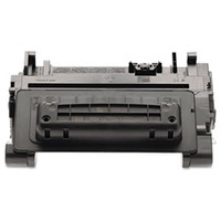 Compatible HP CE390A (90A) Black Laser Toner Cartridge - For LaserJet M4555F, M4555FSKM, M4555H