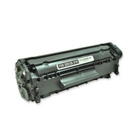 Remanufactured HP Q2612A (12A) Black MICR Toner Cartridge