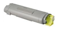 Compatible Okidata 44315301 (C15) Yellow Laser Toner Cartridge