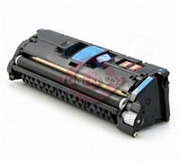 HP Q3971A (123A) Remanufactured Cyan Laser Toner Cartridge