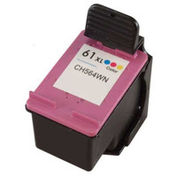 Compatible HP CH564WN (HP 61XL) High Capacity Color Ink Cartridge