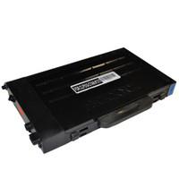 Compatible Samsung CLP-510D5C (CLP-510) High Capacity Cyan Laser Toner Cartridge