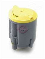 Compatible Samsung CLP-Y300A (CLP-300) Yellow Laser Toner Cartridge