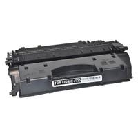 Remanufactured HP CF280X (HP 80X) High Yield Black Laser Toner Cartridge - Replacement Toner for LaserJet Pro 400 M401, M425
