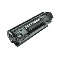 Compatible HP CB436A (HP 36A) Black Toner Cartridge For LaserJet P1505, M1522