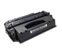 Compatible HP Q7553X (HP 53X) High Yield Black Laser Toner Cartridge - Replacement Toner for LaserJet P2015