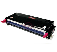 Remanufactured Xerox 113R00724 High Yield Magenta Laser Toner Cartridge - Replacement Toner for Phaser 6180, 6180MFP