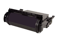 Lexmark 12A6765, 12A6865 Black Remanufactured Toner Cartridge