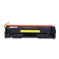 Compatible HP 202A CF502A Yellow Toner Cartridge