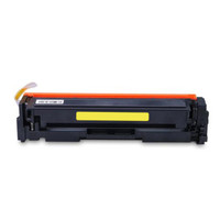 Compatible HP 202X (CF502X) Yellow Toner Cartridge - High Yield