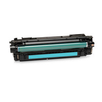 Compatible HP 655A CF451A Cyan Toner Cartridge