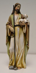 "Jesus, the Good Shepherd, 6"" High, from Joseph's Studio"