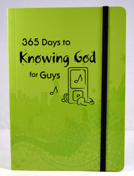 365 Days to Knowing God for Boys - for ages 8-12, paperback book