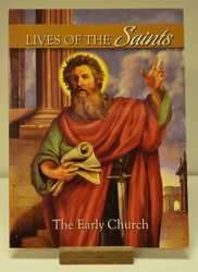 Lives of the Saints - The Early Church, Pamphlet, pb, ages 5-9