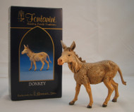 "Fontanini Standing Donkey for the 5"" Collection"