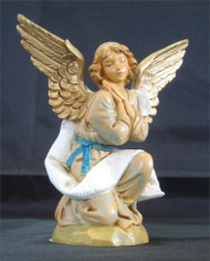 "Fontanini Kneeling Angel - for the 5"" Collection"