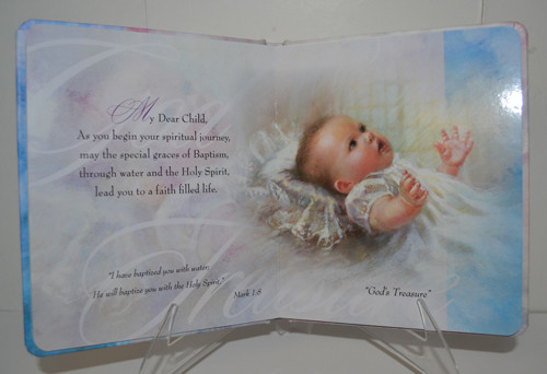 Baby's first prayer book, page 1
