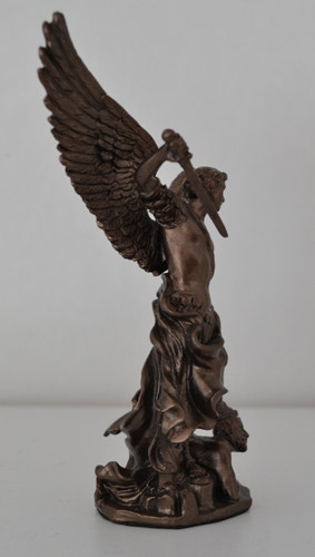"4"" St Michael the Archangel, side"