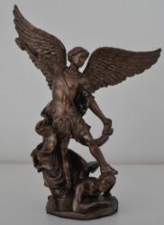 "4"" St Michael the Archangel, front"