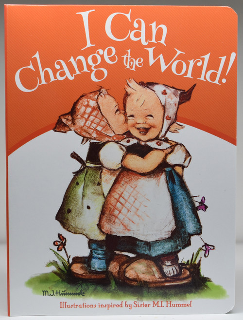 I Can Change the World!