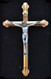 "6"" crucifix from CA Gifts"