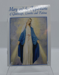 Mary,  apparitions - cover