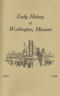 Early History of Washington, Missouri