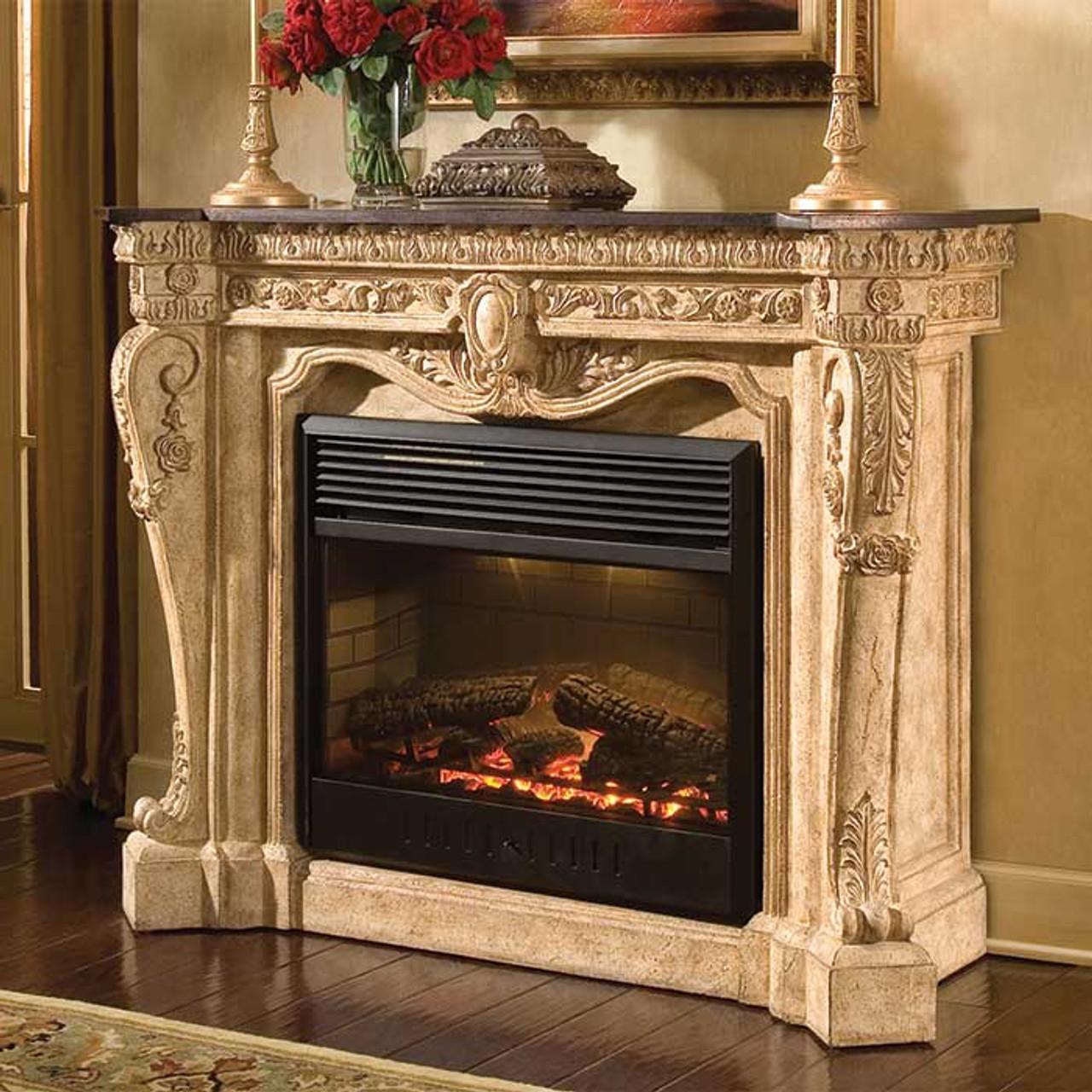 Versailles Fireplace Magnolia Hall