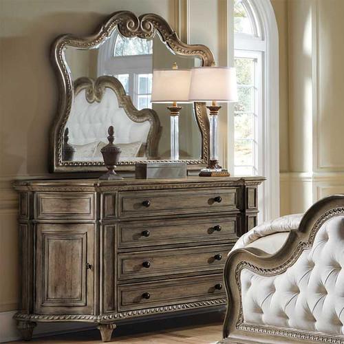 Arquette Dresser (Mirror Extra)