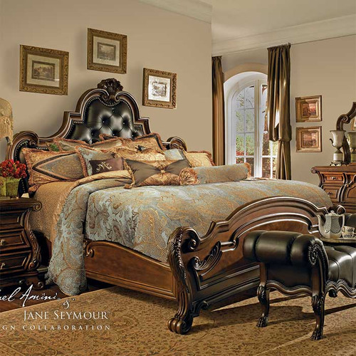 Palace Gates Mansion Bed