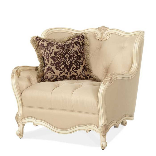 caravelle pearl chair and a half