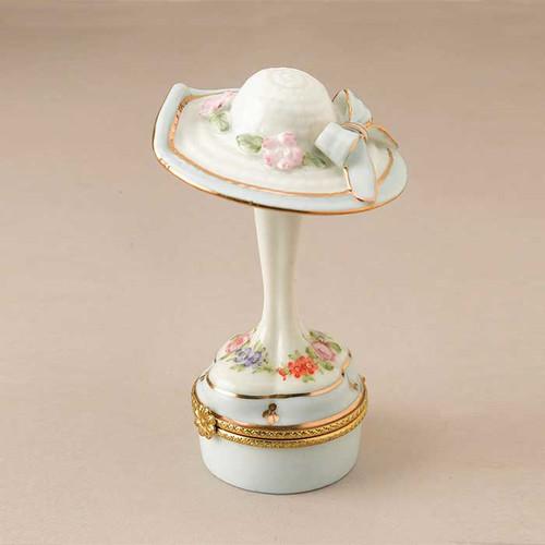 Lady Anya Hinged Hat Box