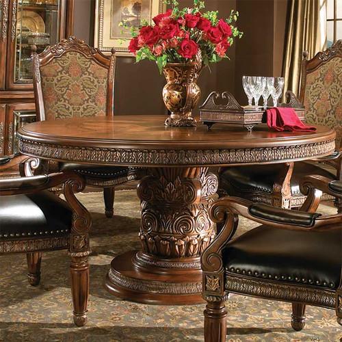 Renaissance Round Dining Table Magnolia Hall : round dining table in room2691891499883126500750 from www.magnoliahall.com size 500 x 500 jpeg 58kB