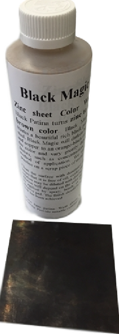 Patina Black Magic Solution Rotometals