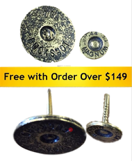 44 Magnum and Buckshot Pin