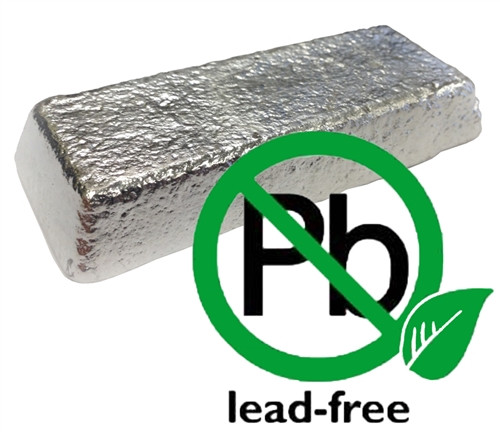 Lead free bullet casting alloy