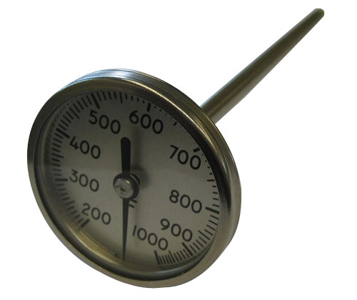 Lead Bullet Casting Thermometer 6 Quot Rotometals