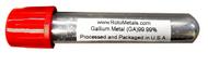 15 Grams Gallium Metal 99.99%