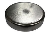 """AEP-B-6 Aluminum Disc 6"""" Diameter x 1"""" Thick"""