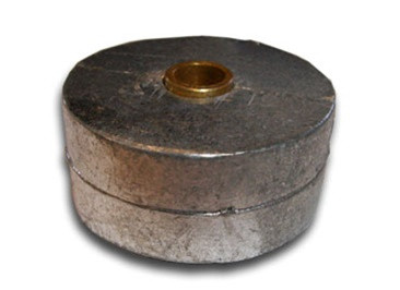 S 813 Sentinel Zinc Disc Anode Rotometals