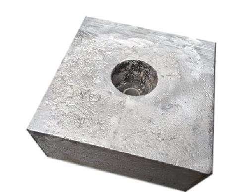 Magnesium Block Anode 4 Quot X 8 Quot X 8 Quot Rotometals