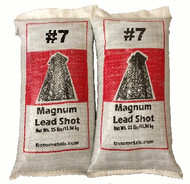 Magnum Lead Shot #7 50 lbs - Freight Included