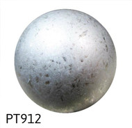 "Pewter High Dome Nail/Clavos Head - Head Size: 7/16"" Nail Length: 1/2"" - 250/Box"
