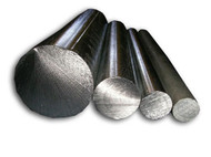 "Zinc Cast Rods - Price is Per Foot 1"" Diameter"
