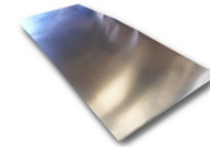 "Zinc Sheet - .027"" x 36"" x 120"" for Counter Tops, Range Hoods Tables"