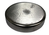 "Zinc Disc 8"" Diameter x 1"" Thick"