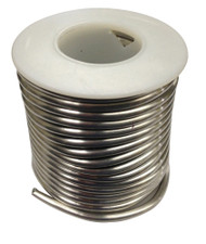 Zinc Sheet Solder 1 Pound Spool