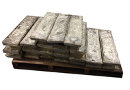 Pallet Tin Virgin Ingots 99.9%  1000 Pounds $11.59 per pound