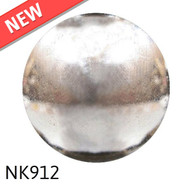 "Nickel Plated High Dome - Head Size:7/16"" Nail Length:1/2"" - 1000 per box"